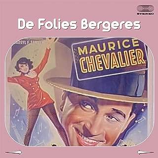 Maurice Chevalier - Folie Bergère de Paris Medley: Générique / Valentine / Rhythm of the Rain / Sing