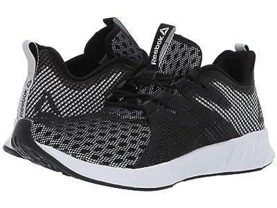 Reebok Fusium Run 2.0 (Black/White) Men