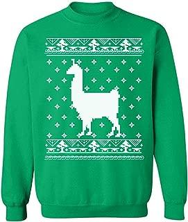 Christmas Ugly Sweater Cal Xmas Flamingo Sweaters Pug Christmas Sweatshirts