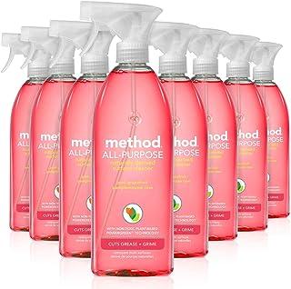 Method All-Purpose Cleaner, Pink Grapefruit, 28 Fl Oz (Pack of 8)