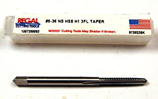 Kodiak USA Made 5//16-18 Roll Forming Tap H5 Limit Plug Style High Speed Steel TiN Coated Thread Forming Tap