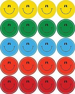 Smiley Faces, Multicolor