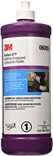 3M Perfect-It Rubbing Compound (06085) – For Cars, Boats, Trucks and RVs – 1 Quart