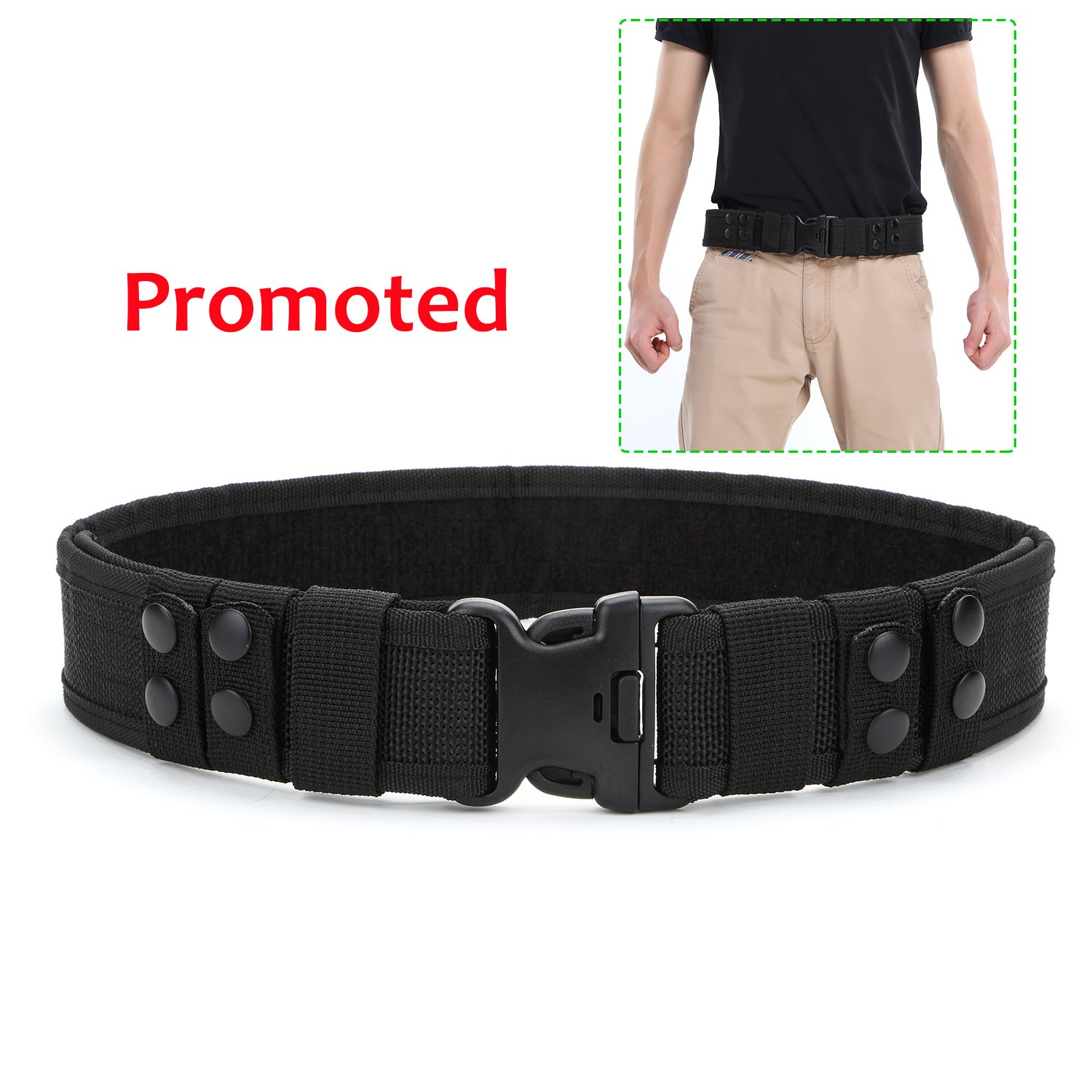 YAHILL Adjustable Equipment Accessories Black Promoted