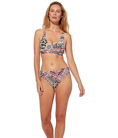 Bleu Rod Beattie Just Cool Sarong Hipster Bikini Bottoms