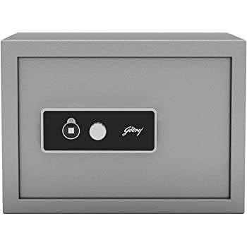 Godrej Security Solutions Forte Pro Key Lock Home Locker (20L)