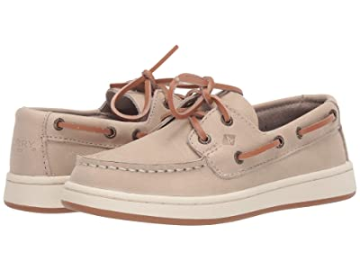 Sperry Kids Sperry Cup II Boat (Little Kid/Big Kid) (Oatmeal) Boy
