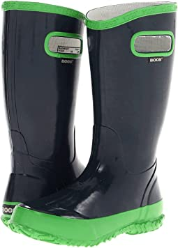 Bogs Kids Glosh Solid Rain Boot (Toddler/Little Kid/Big Kid)