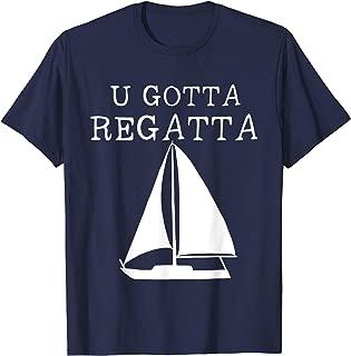 Sailing Shirt for Sailor and Boating on Sailboats T-Shirt