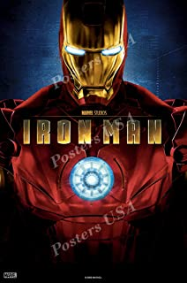 Best movie poster iron man Reviews