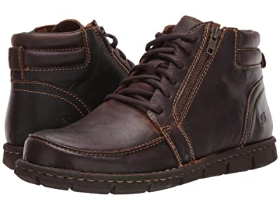 Born Berkel (Dark Brown (Castano) Full Grain) Men