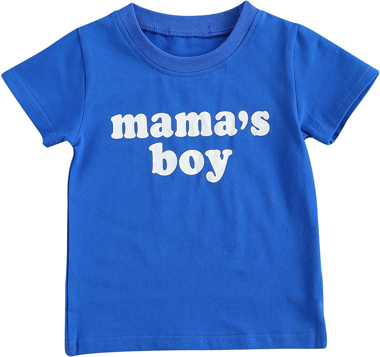 New color Toddler Baby Boy Shirts Mama's Sum Sleeve Short Blouse Solid Max 41% OFF