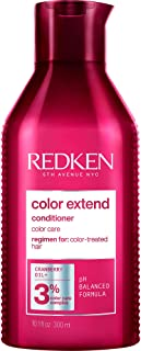 Redken Color Extend Conditioner | For Color-Treated Hair | Detangles & Smooths Hair While Protecting Color From Fading