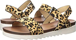 Tan Disco Leopard