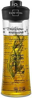 SILBERTHAL Aceitera Cristal | Aceitera antigoteo 500 ml |