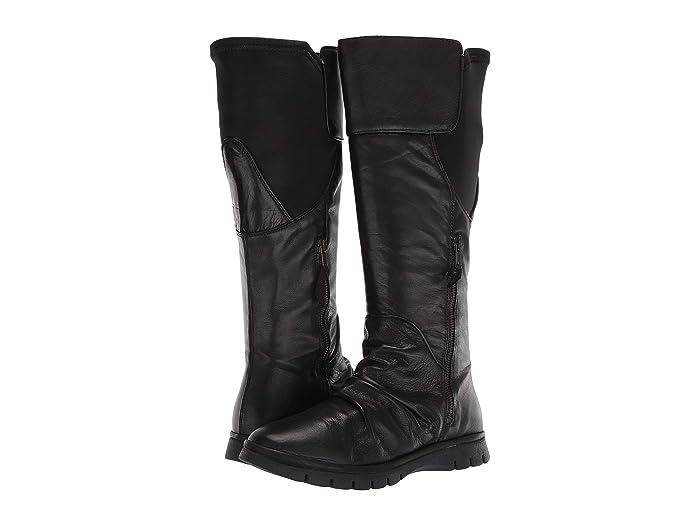 Miz Mooz  Dustin (Black) Womens  Boots