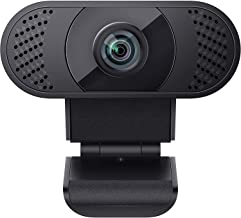 2021 Business Webcam with Microphone, wansview 1080P USB 2.0 PC Web Camera for Laptop, Computer, Desktop, Plug and Play, f...