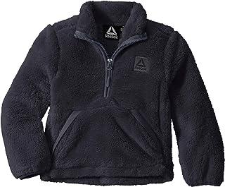 Reebok Boys Active Fleece Jacket Down Alternative Coat