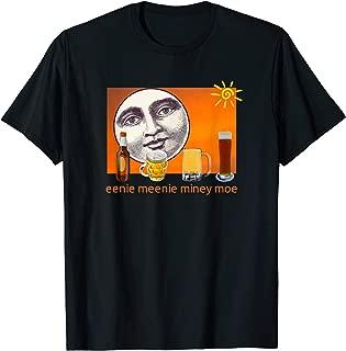 IPA Beer Diversity Eenie Meenie Miney Moe T-shirt