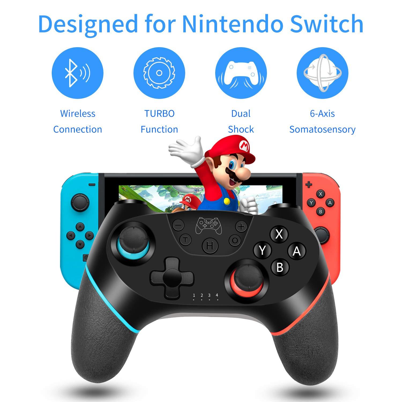 Mando a Distancia para Nintendo Switch Console, Mando a Distancia: Amazon.es: Electrónica