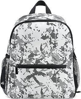 MONTOJ Camouflage Weben Segeltuch Reisetasche Verstaubarer Unisex Schule Pack Daypack für Kinder
