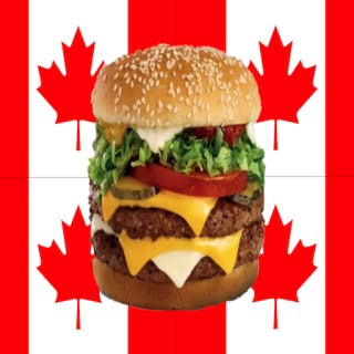 Canadian Fast Food Nutrition : Calories , Carbs Checker Plus BMI Calculator for Weight Loss and Diet Watchers CA Mobile App