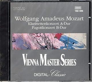 Clarinet Concerto in a / Bassoon Concerto in B Fla