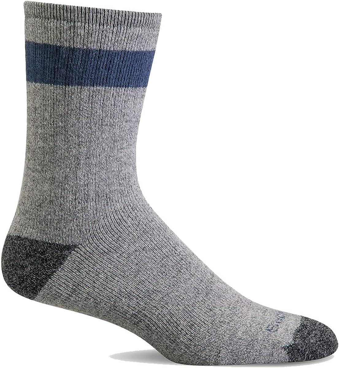 Sockwell Men's Rover II Crew Sock