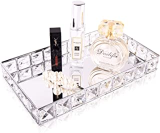 Best perfume mirrored vanity tray Reviews