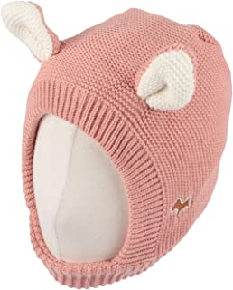 WITHMOONS Baby Winter Earflap Cap Beanie Toddler Infant Rabbit Hat CZJ0064