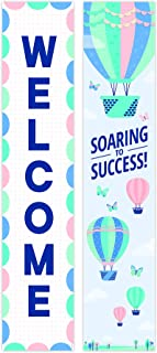 Creative Teaching Press Calm & Cool Welcome Bannner, (2-sided), CTP 8640