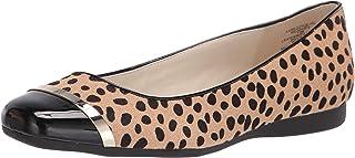 Anne Klein Women's REJOYCE Ballet Flat, DOT Leopard