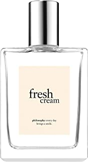philosophy Fresh Cream - Eau De Toilette, 2 oz