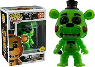 Funko Pop! Games Five Nights at Freddy's Toy Freddy #128 (Glows in the Dark Exclusive)