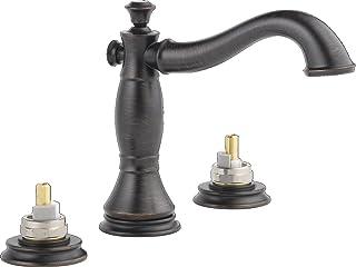 DELTA Faucet 3597LF-RBMPU-LHP, 2.75 x 11.50 x 16.38 inches, Venetian Bronze