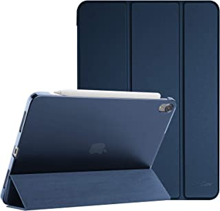 ProCase for New iPad Air 4 10.9 Inch 2020, Slim Stand Hard Back Shell Smart Cover for iPad Air 4th Generation [Support App...