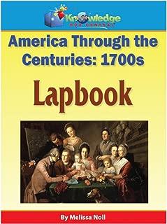 America Through the Centuries - 1700s Lapbook