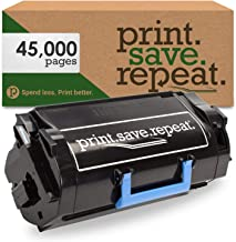 Print.Save.Repeat. Dell FGVX0 Extra High Yield Remanufactured Toner Cartridge for B5465 [45,000 Pages]