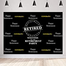 Best retirement photo booth backdrop Reviews