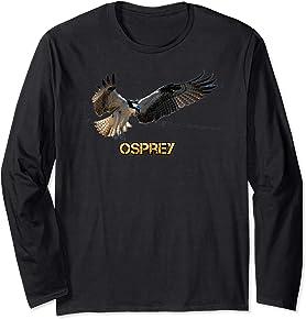 Osprey Shirt Osprey Long sleeve T-shirt