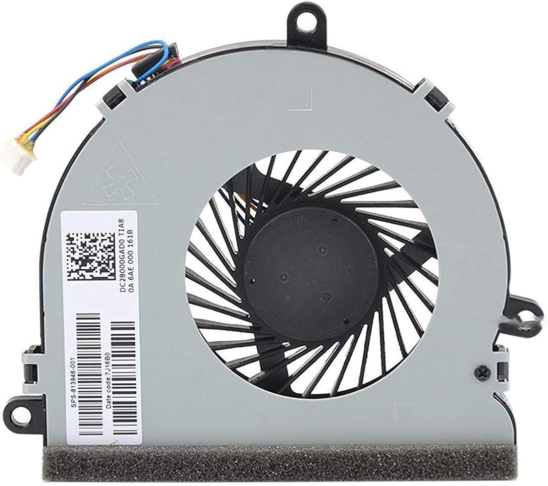 Replacement CPU Cooling wholesale New mail order Fan for HP 250 G4 255 15-AC Notebook