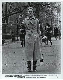Vintage Photos Historic Images 1980 Press Photo Kramer vs Kramer - cvp51804-10 x 8 in