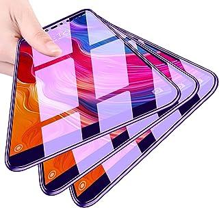 3 قطع غطاء كامل من الزجاج المقسى، لجهاز Xiaomi Redmi Note 7 6 8 Pro K20 Pro، طبقة واقية للشاشة
