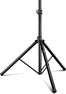 Starument Pa Speaker Stands and Touch Fastener Kit Secure Cables to the Stands 6 ft. Tripod Speaker Stand (1 x stand)