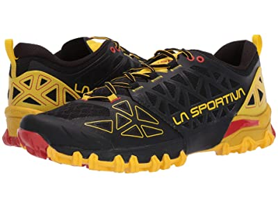 La Sportiva Bushido II (Black/Yellow) Men