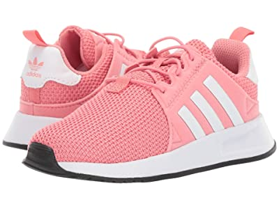 adidas Originals Kids X_PLR EL I (Toddler) (Tactile Rose/White/Black) Girl