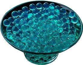 Wassergel Kugeln,Acqua Gelatina Sfere per riempire Il Vaso per la casa e la Decorazione di Nozze Meilo 50000 Pezzi Perline in Gel Acqua per vasi Extra 5 Palloncini