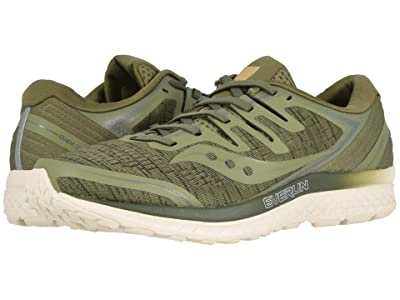 Saucony Guide ISO 2 (Olive Shade) Men