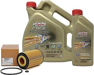 Amazon.es: filtro aceite seat leon - Aceites y otros fluidos: Coche ...