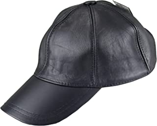 NewMoon Adjustable Classic Leather Baseball Outdoor Cap Hat